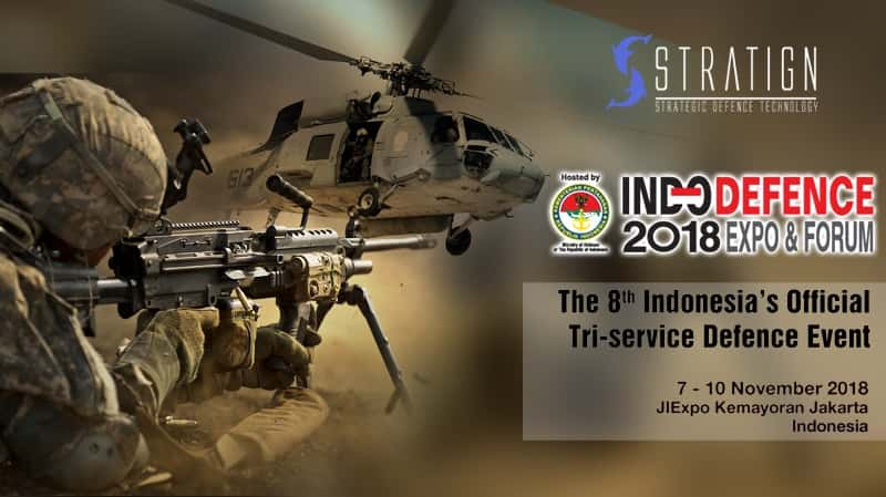 INDO DEFENCE 2018 EXPO & FORUM
