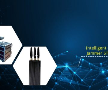 Intelligent Cell Phone Jammer STN-ICJ3000
