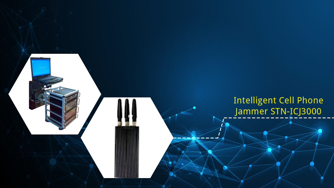 Intelligent Cell Phone Jammer