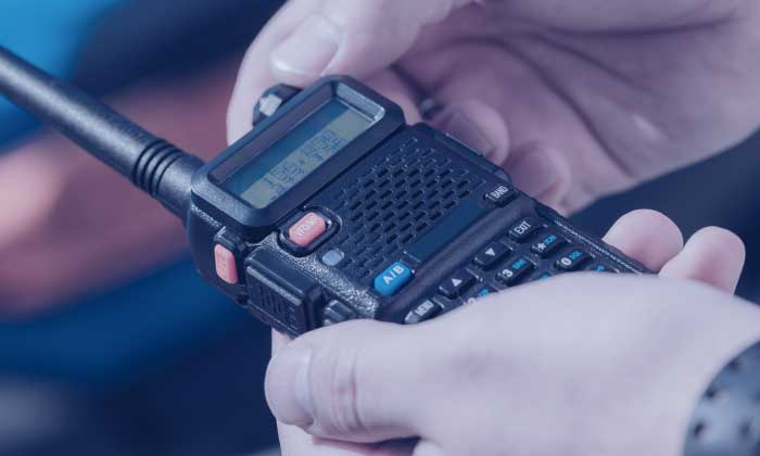 Radio Monitoring System