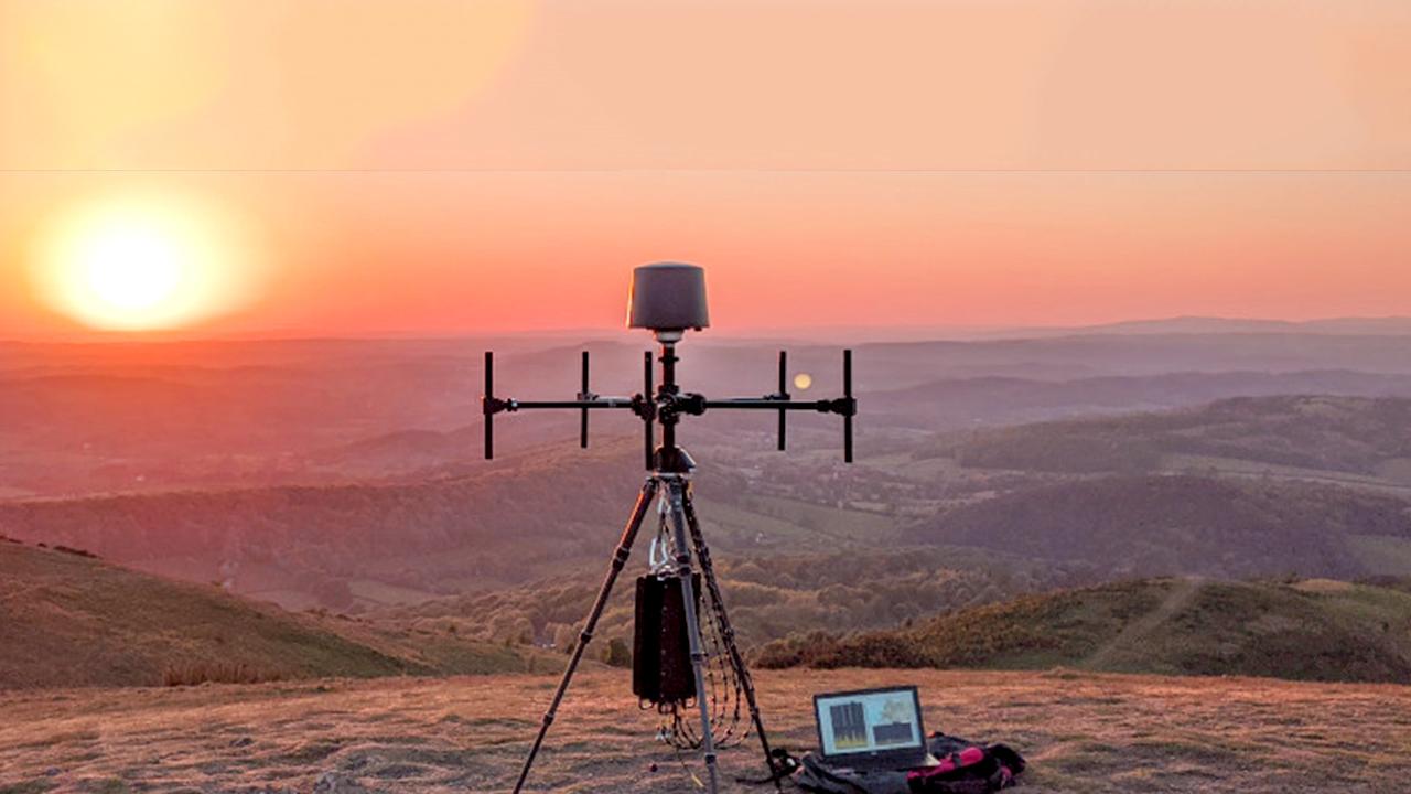 Radio Interception & Direction Finding